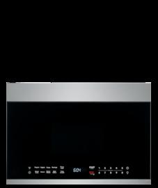 Frigidaire Four à micro-ondes à hotte intégrée de 1,4 pi cu