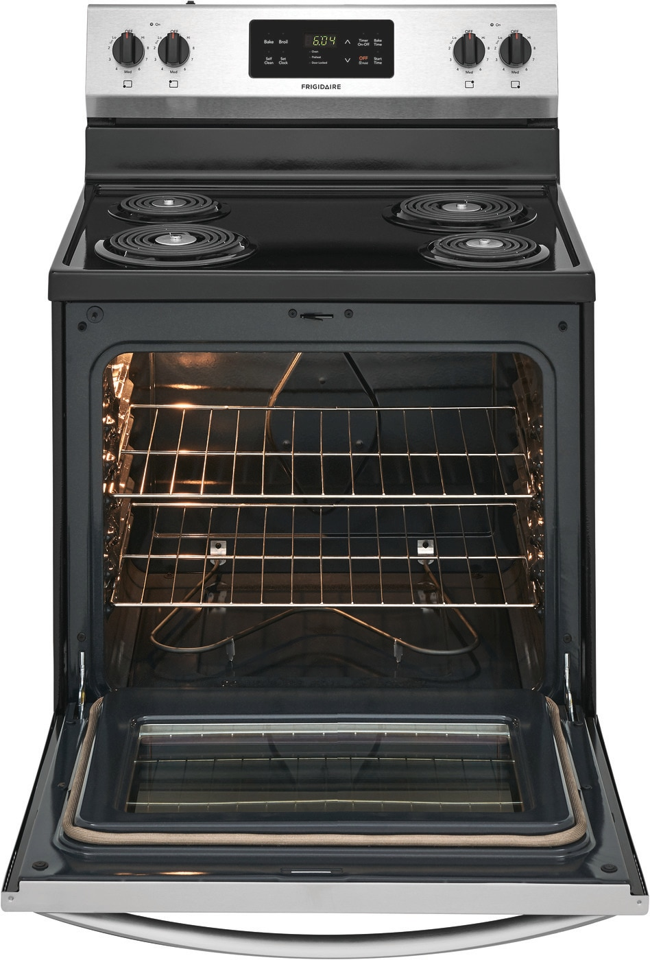 "30"" Electric Range Stainless Steel CFEF3016VS"