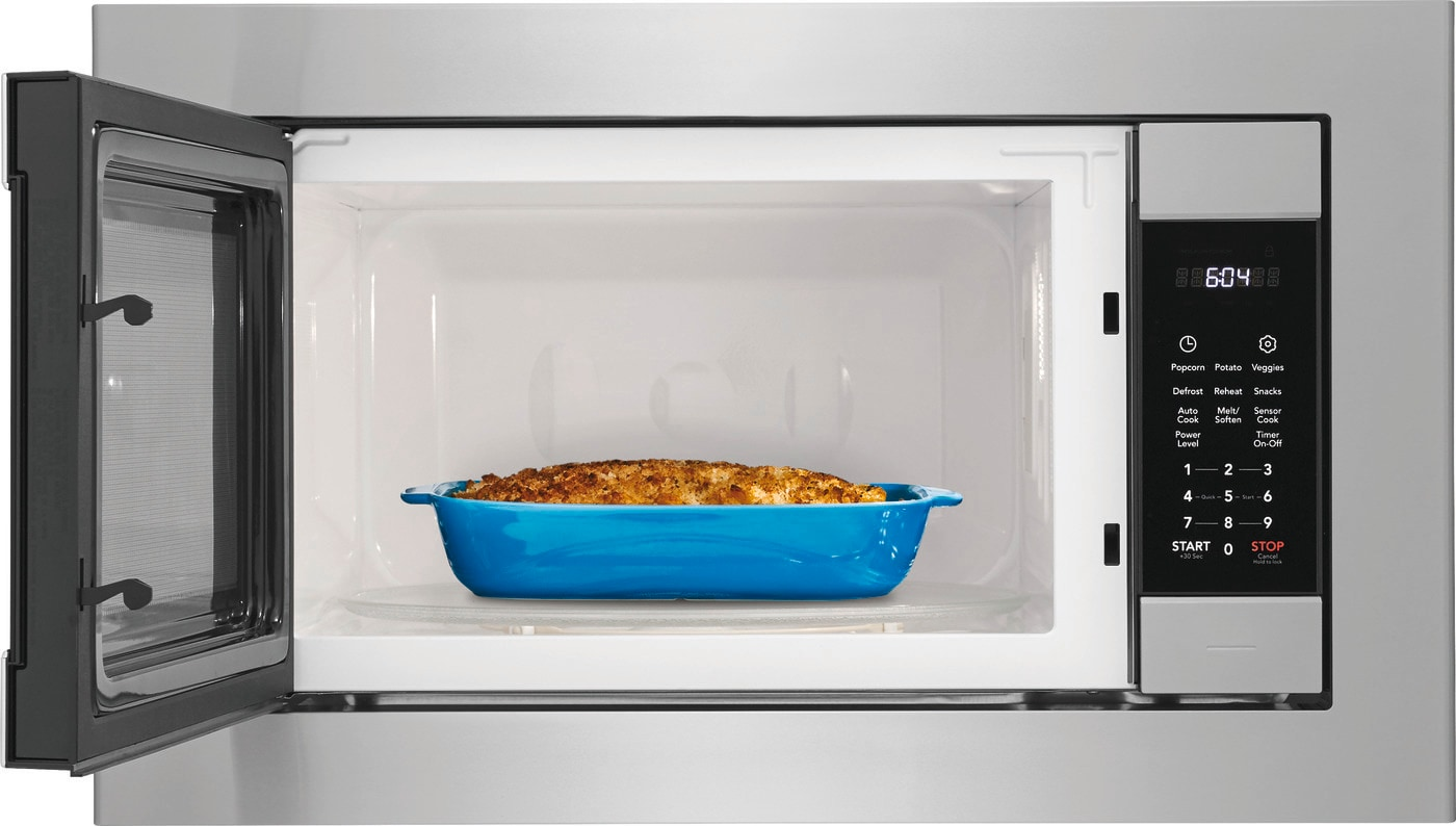 2.2 Cu. Ft. Built-In Microwave Stainless Steel CGMO226NUF