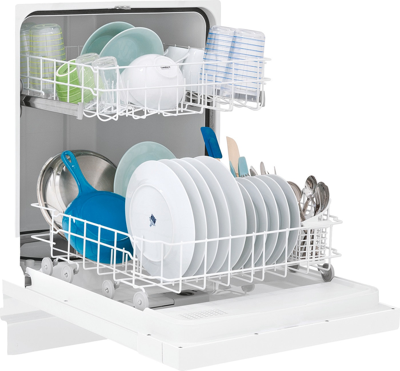 "24"" Built-In Dishwasher White FBD2400KW"