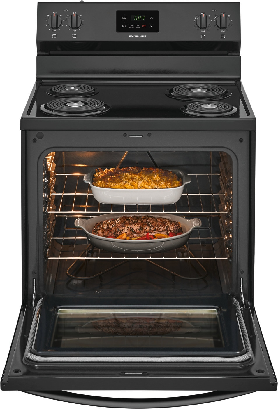 "30"" Electric Range Black FCRC3012AB"