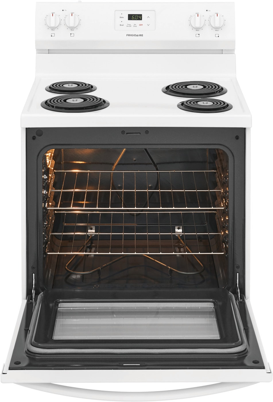 "30"" Electric Range White FCRC301CAW"