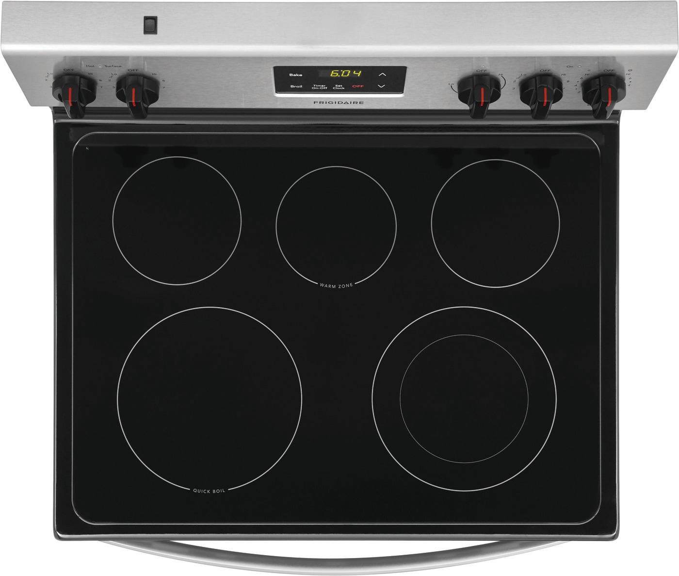 "30"" Electric Range Stainless Steel FCRE3052AS"