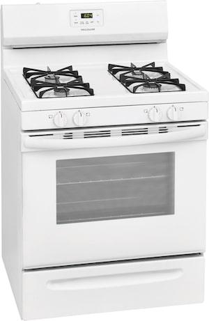 """30"""" Gas Range White FCRG3015AW"""