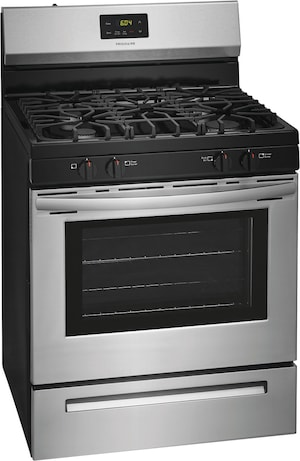 """30"""" Gas Range Stainless Steel FCRG3051AS"""