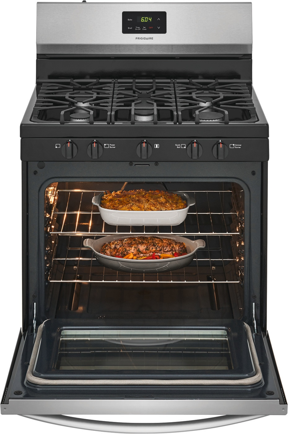 "30"" Gas Range Stainless Steel FCRG3052AS"