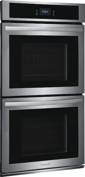 """27"""" Double Electric Wall Oven with Fan Convection Stainless Steel FCWD2727AS"""