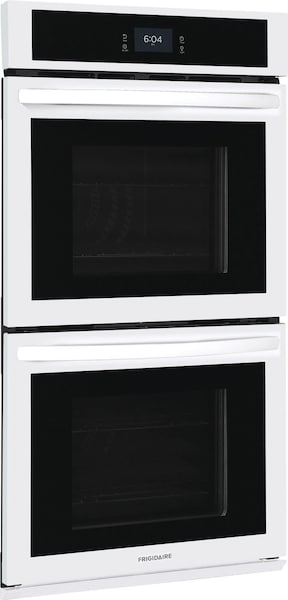 """27"""" Double Electric Wall Oven with Fan Convection White FCWD2727AW"""