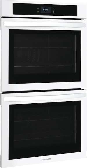 """30"""" Double Electric Wall Oven with Fan Convection White FCWD3027AW"""