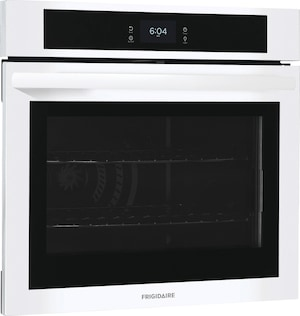 """30"""" Single Electric Wall Oven with Fan Convection White FCWS3027AW"""
