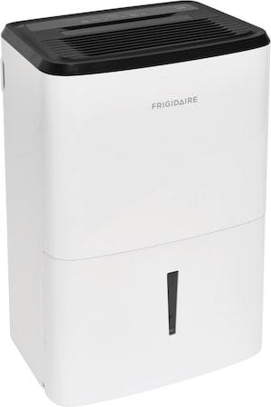 High Humidity 50 Pint Capacity Dehumidifier White FFAD5033W1