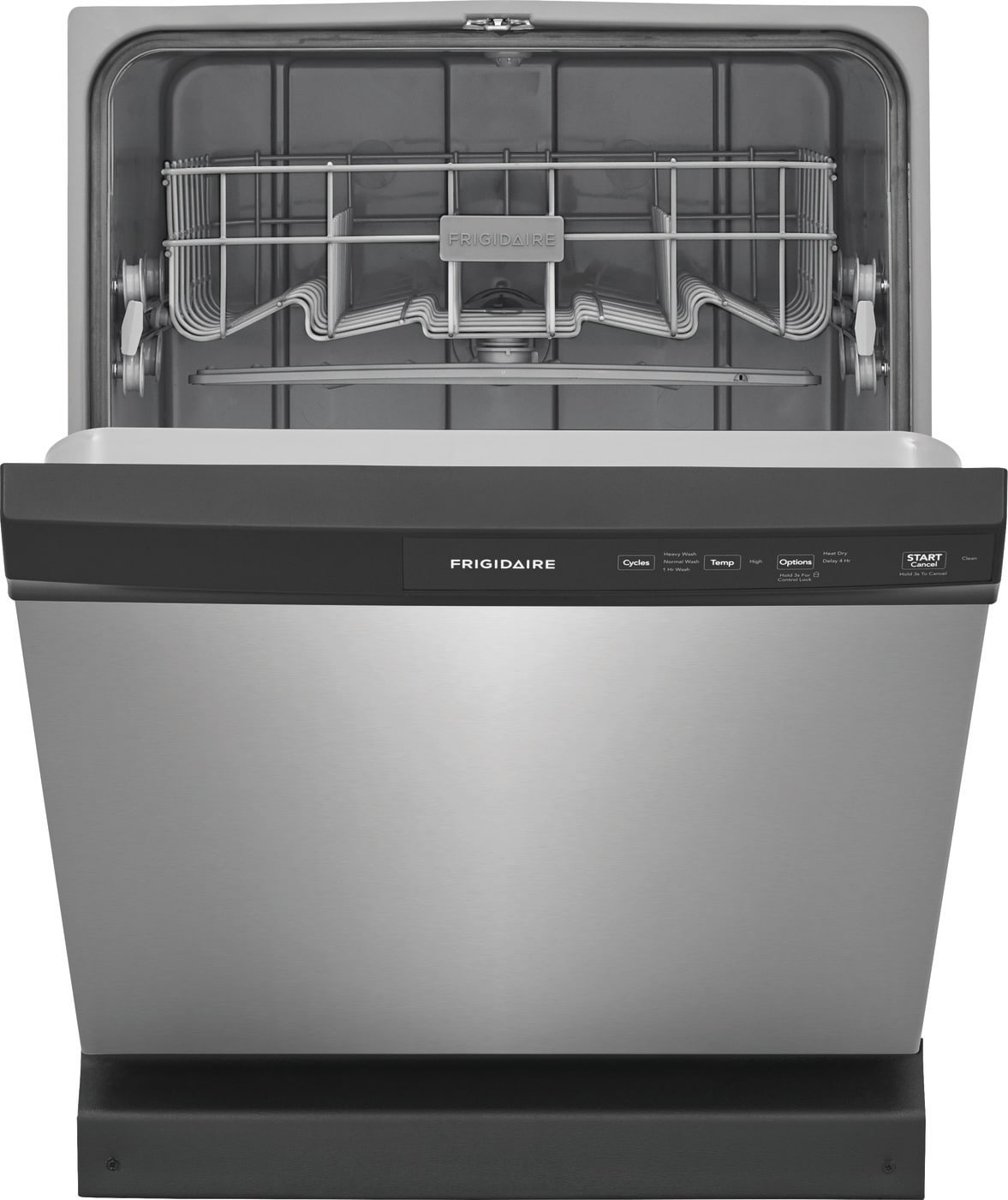 "24"" Built-In Dishwasher Stainless Steel FFCD2413US"