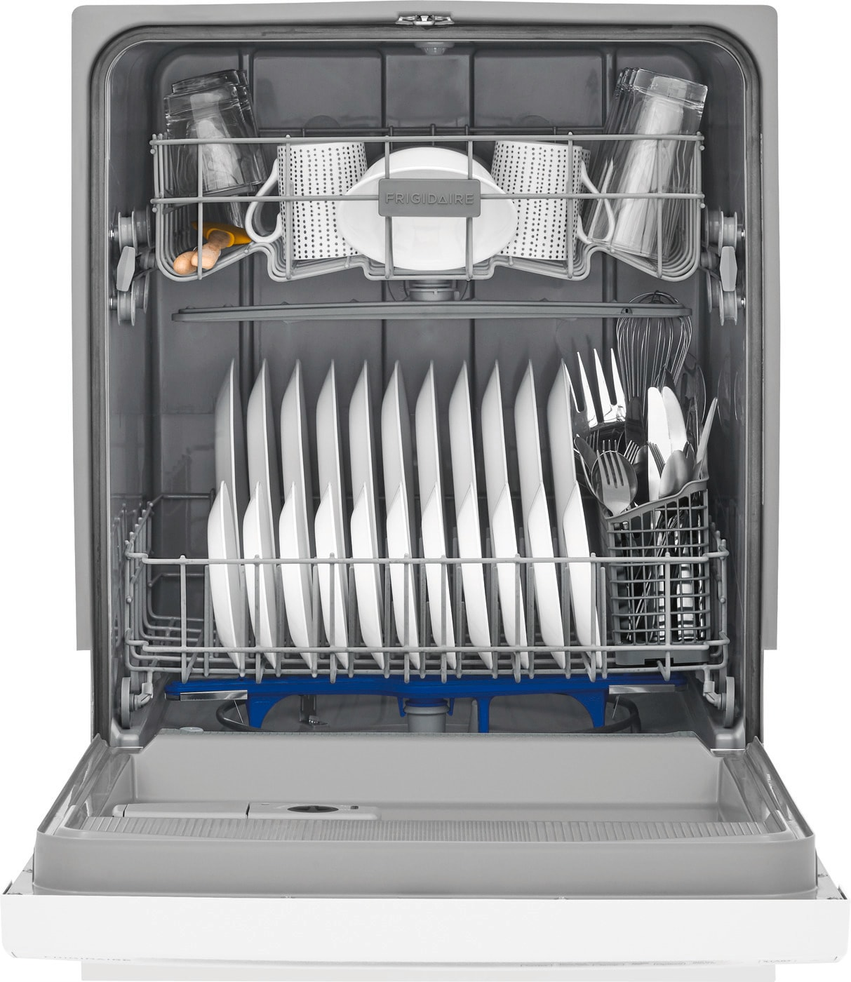 Frigidaire 24 Built In Dishwasher White Ffcd2418uw
