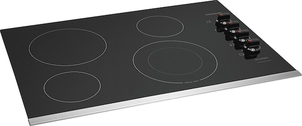 "30"" Electric Cooktop Stainless Steel FFEC3025US"
