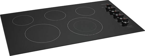 "36"" Electric Cooktop Black FFEC3625UB"