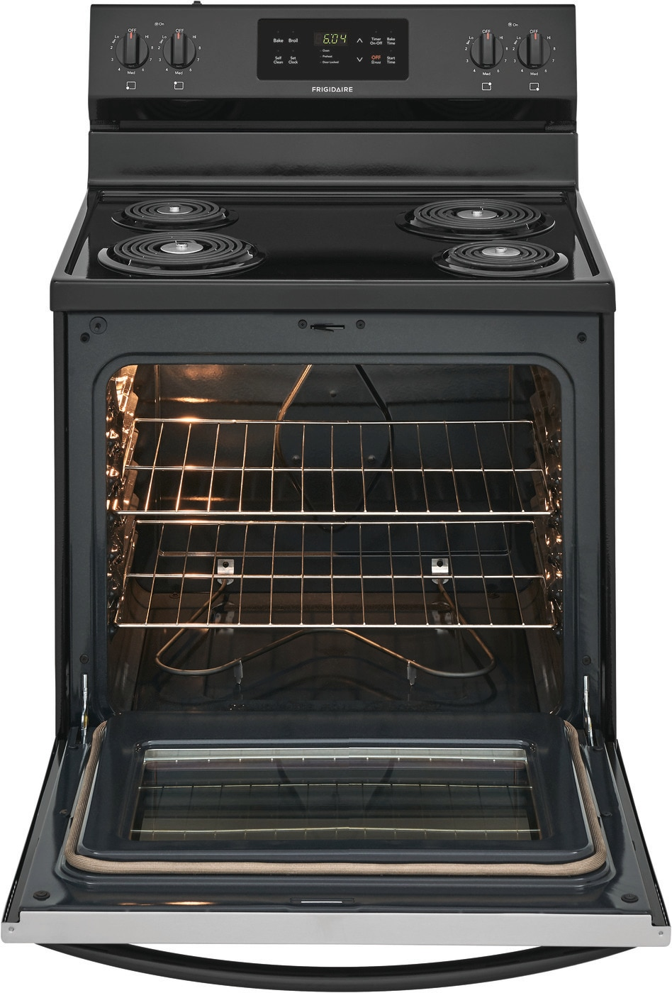 "30"" Electric Range Stainless Steel FFEF3016VS"