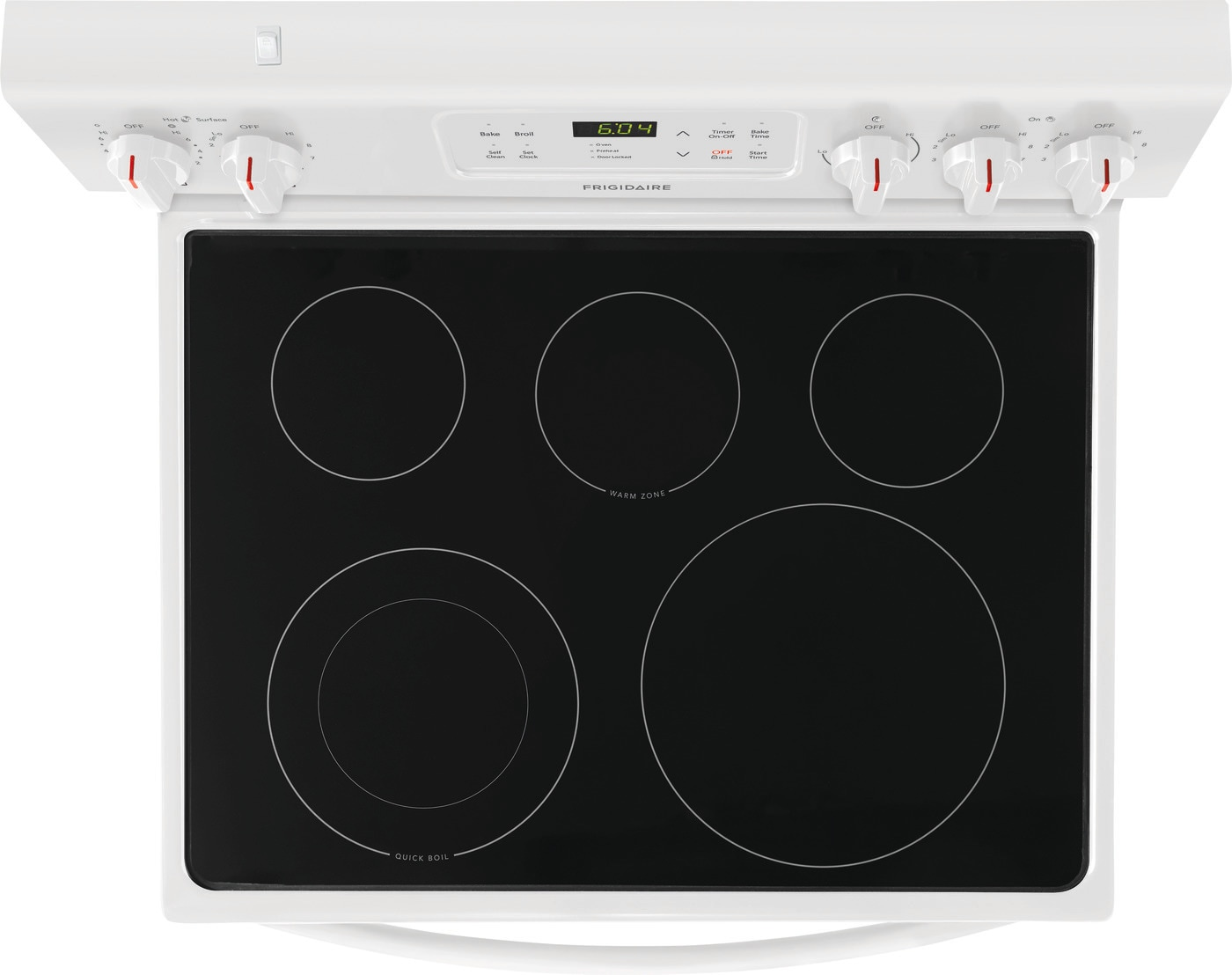 "30"" Electric Range White FFEF3054TW"