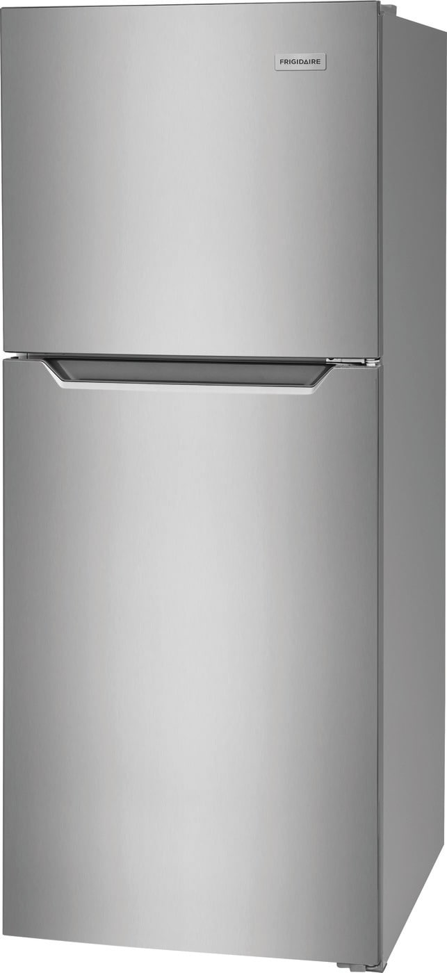 11.6 Cu. Ft. Top Freezer Apartment-Size Refrigerator Brushed Steel FFET1222UV