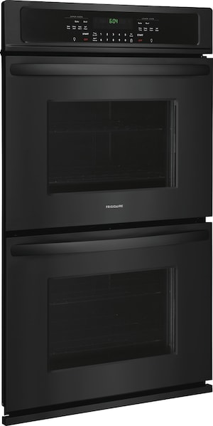 """27"""" Double Electric Wall Oven Black FFET2726TB"""