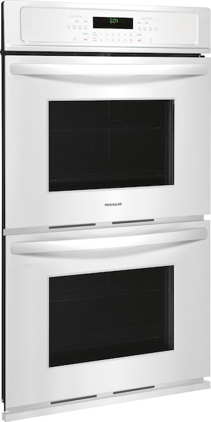 """27"""" Double Electric Wall Oven White FFET2726TW"""
