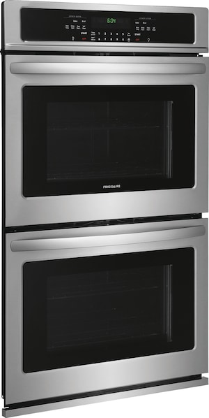 "30"" Double Electric Wall Oven Stainless Steel FFET3026TS"