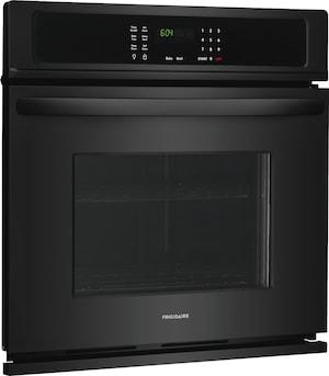 """27"""" Single Electric Wall Oven Black FFEW2726TB"""