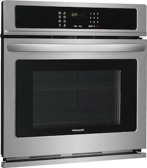 """27"""" Single Electric Wall Oven Stainless Steel FFEW2726TS"""
