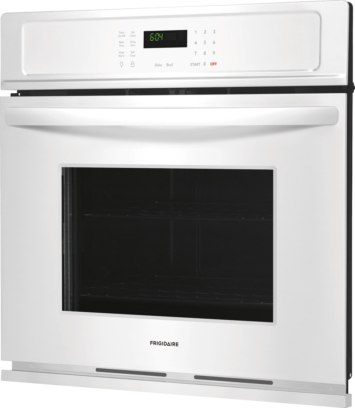 "27"" Single Electric Wall Oven White FFEW2726TW"