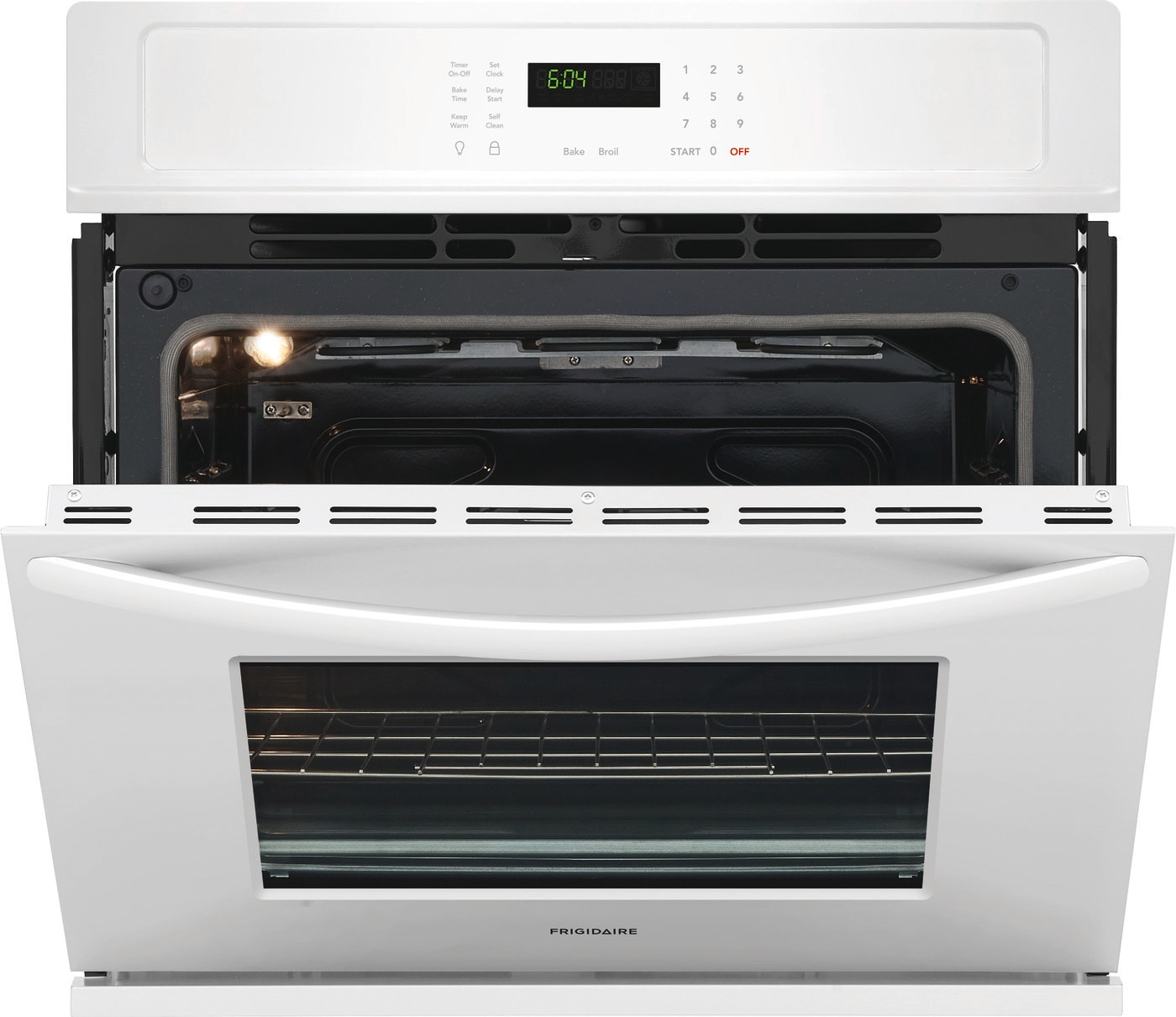 "30"" Single Electric Wall Oven White FFEW3026TW"