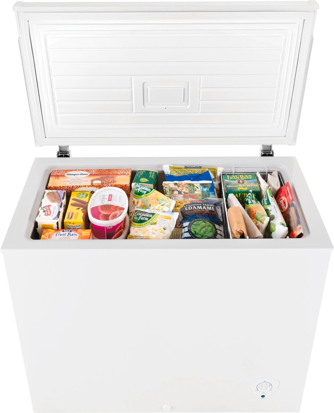 8.7 Cu. Ft. Chest Freezer White FFFC09M1RW
