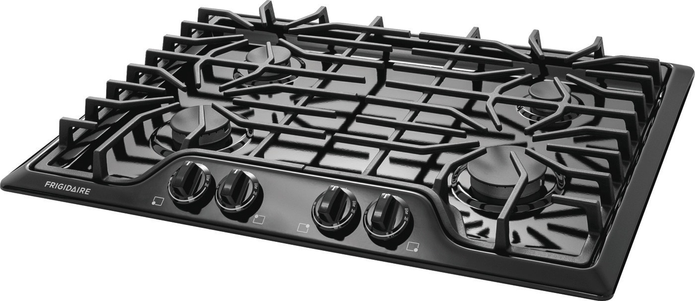 "30"" Gas Cooktop Black FFGC3026SB"