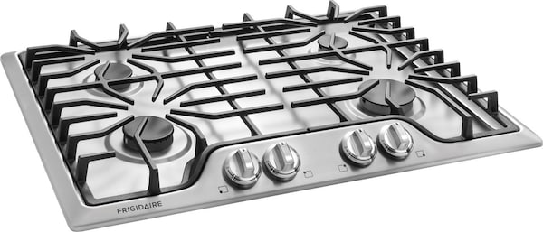 """30"""" Gas Cooktop Stainless Steel FFGC3026SS"""