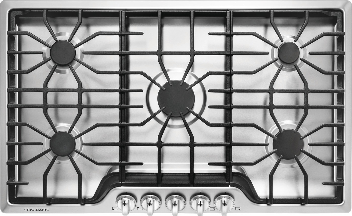 "36"" Gas Cooktop Stainless Steel FFGC3626SS"