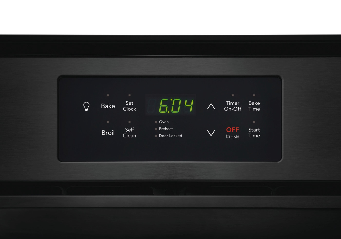 "24"" Single Gas Wall Oven Black FFGW2426UB"