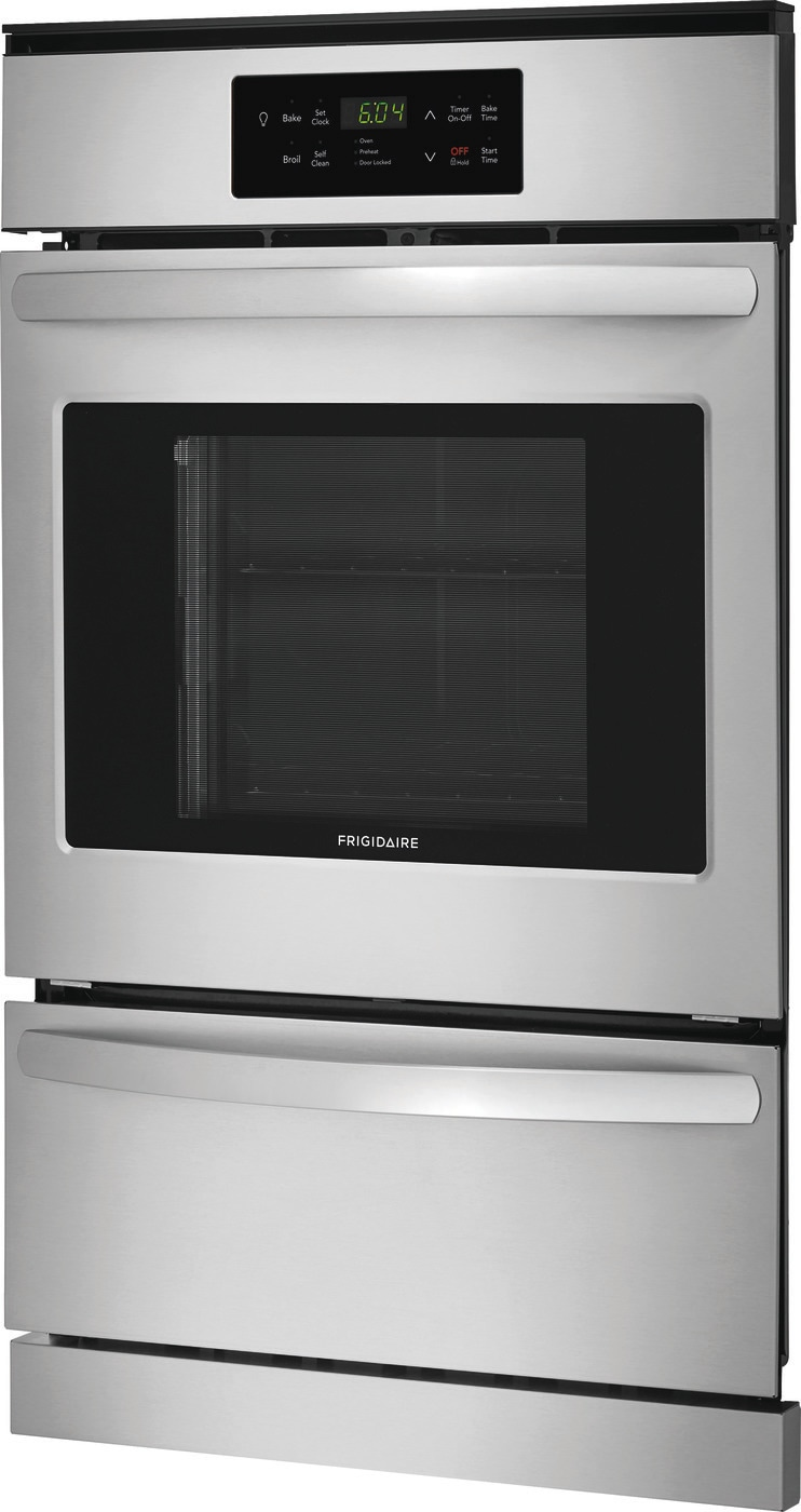 "24"" Single Gas Wall Oven Stainless Steel FFGW2426US"