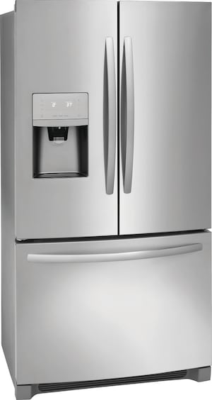 26.8 Cu. Ft. French Door Refrigerator Stainless Steel FFHB2750TS
