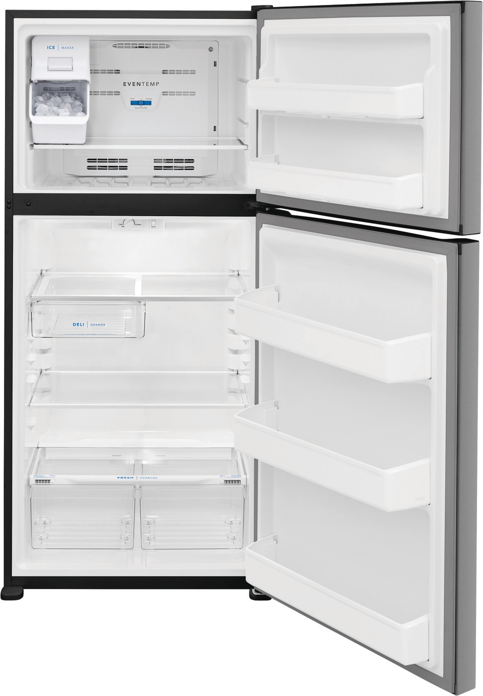 18.3 Cu. Ft. Top Freezer Refrigerator Stainless Steel FFHI1835VS
