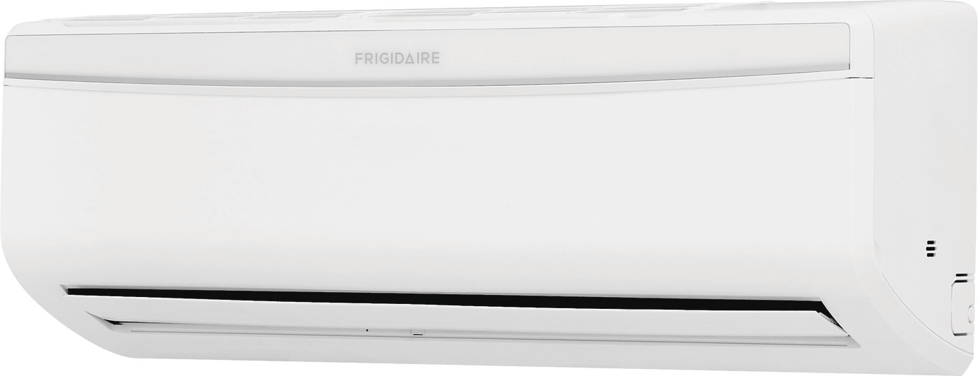 Ductless Split Air Conditioner Cool and Heat- 9,000 BTU, Heat Pump- 115V- Indoor unit White FFHP094WS1