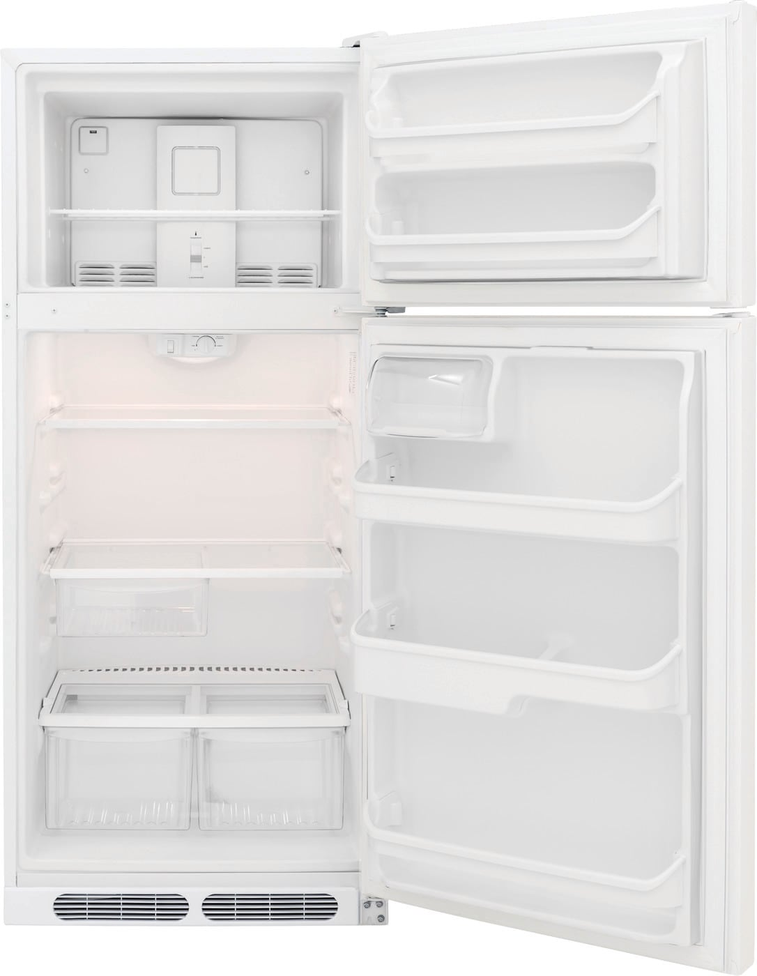 16.3 Cu. Ft. Top Freezer Refrigerator White FFHT1621TW