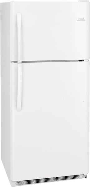 20.4 Cu. Ft. Top Freezer Refrigerator Pearl White FFHT2033VP
