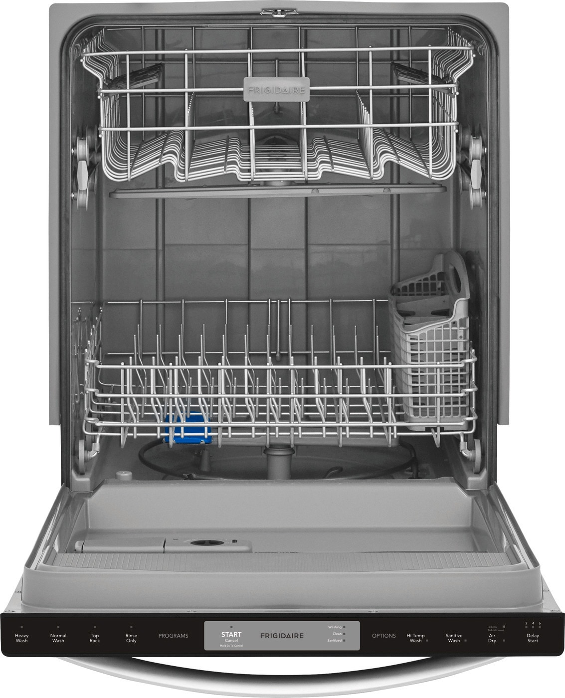"24"" Built-In Dishwasher Stainless Steel FFID2426TS"