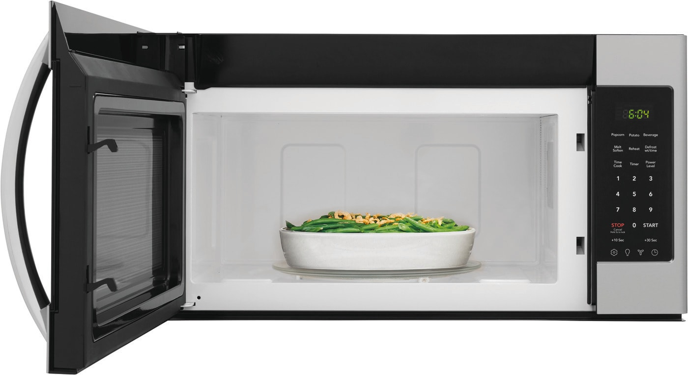 1.8 Cu. Ft. Over-The-Range Microwave Stainless Steel FFMV1845VS