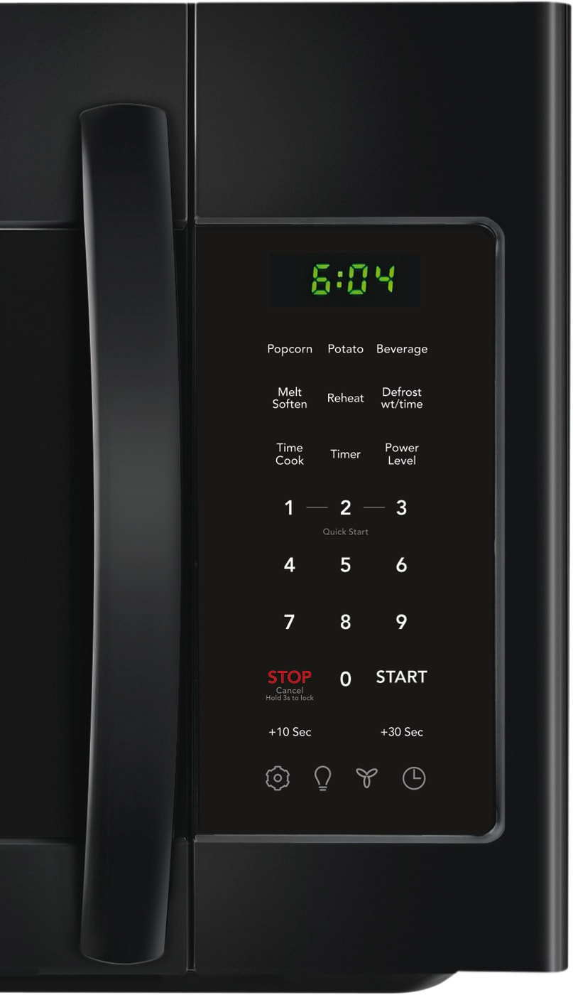 1.8 Cu. Ft. Over-The-Range Microwave Black FFMV1846VB
