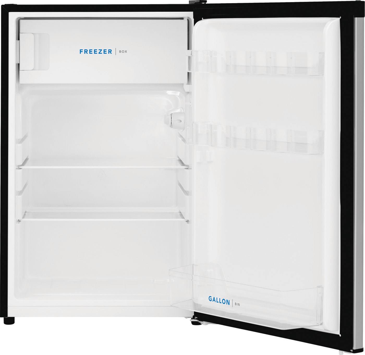4.5 Cu. Ft. Compact Refrigerator Silver Mist FFPE4533UM