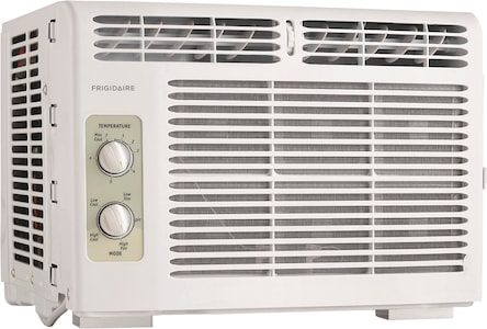 5,000 BTU Window-Mounted Room Air Conditioner White FFRA051WAE