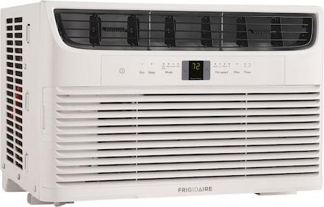 8,000 BTU Window-Mounted Room Air Conditioner White FFRA082WA1