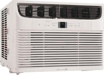 12,000 BTU Window-Mounted Room Air Conditioner White FFRA122WAE