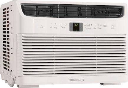 5,000 BTU Window-Mounted Room Air Conditioner White FFRE053WAE