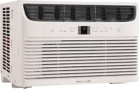 6,000 BTU Window-Mounted Room Air Conditioner White FFRE063WA1