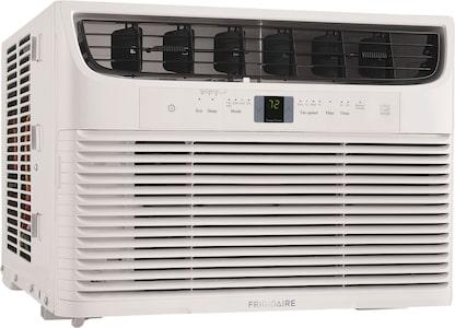 12,000 BTU Window-Mounted Room Air Conditioner White FFRE123WA1